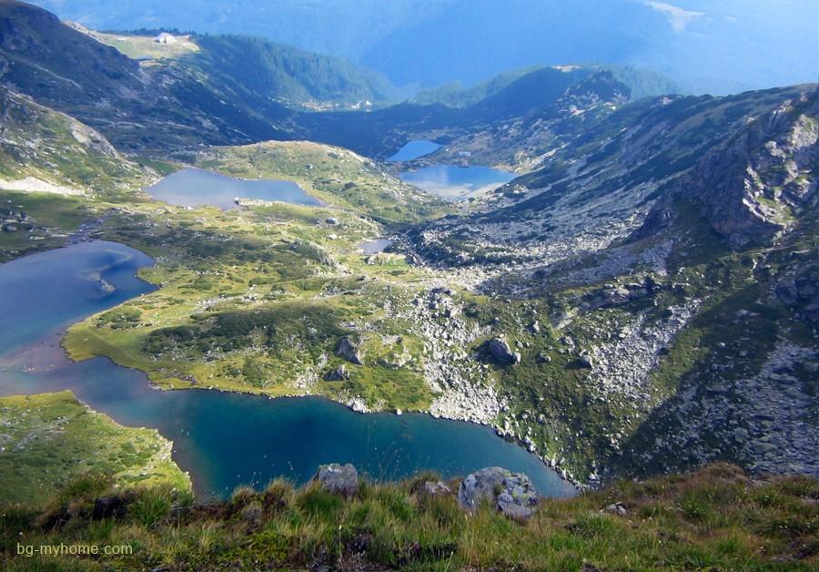 Горы Рила. Болгария. Семь озёр
