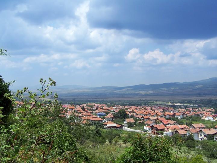 Город Сапарева-Баня