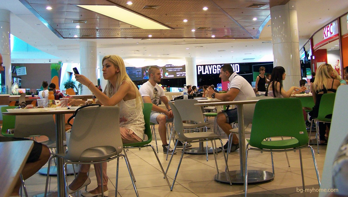 Болгария. Столичные кафе, рестораны.
