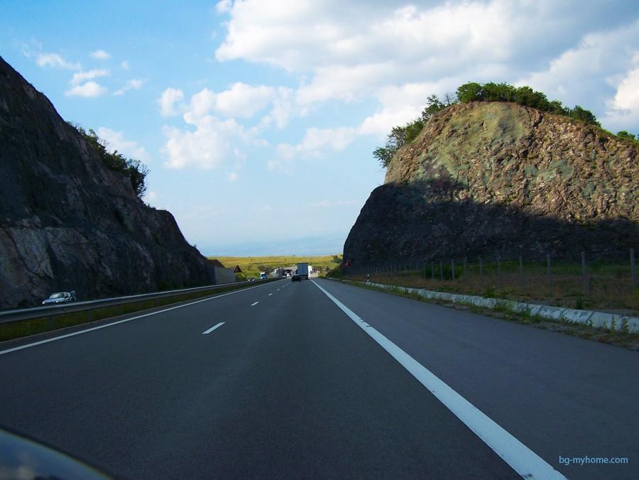 Дорога Е79