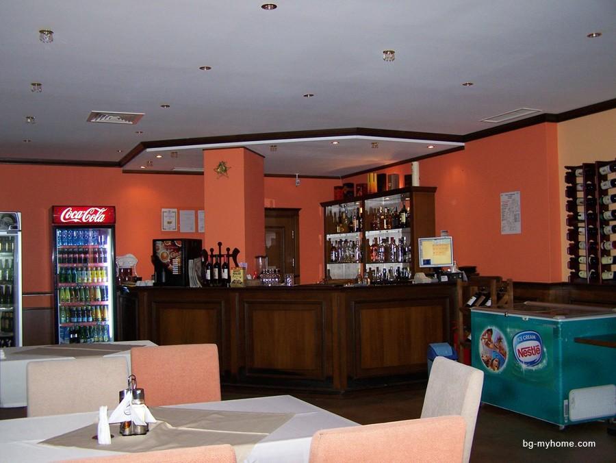 The hotel restaurant Magnolia